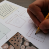 Wildlife letters for children – LETTER 1 – Bees   by Aga Grandowicz