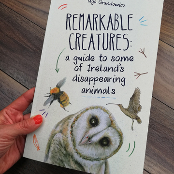 Remarkable Creatures: a guide to some of Ireland's disappearing animals_cover.jpg